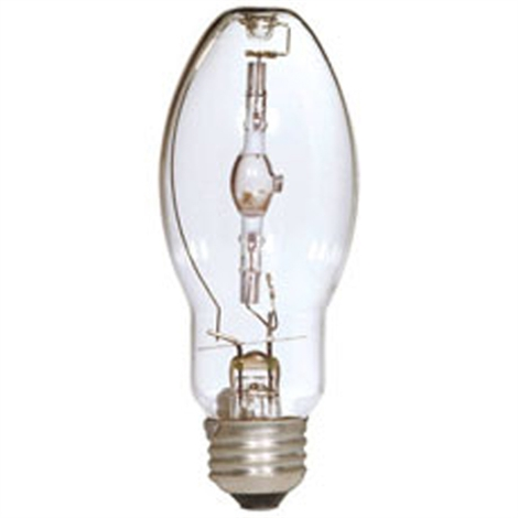 175W Metal Halide Medium Base Clear 4200K Replacement Lamp