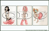 CartoonPink Package 23