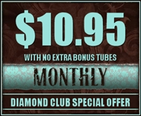 Diamond Club 1 Month Membership