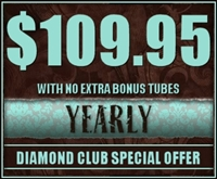 Diamond Club 12 Month Membership