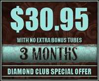 Diamond Club 3 Month Membership