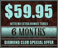 Diamond Club 6 Month Membership