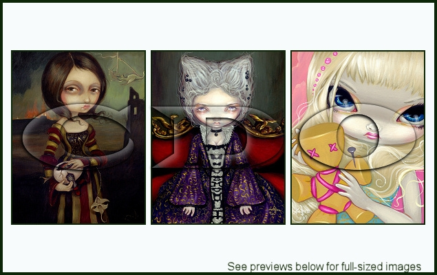 Jasmine Becket-Griffith Package 100