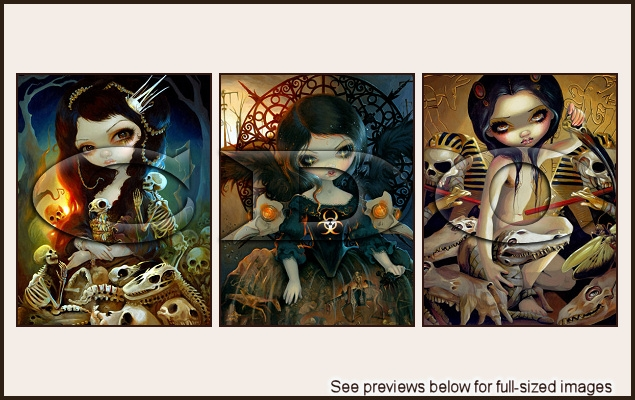 Jasmine Becket-Griffith Package 158