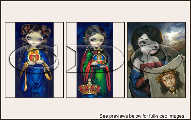 Jasmine Becket-Griffith Package 162