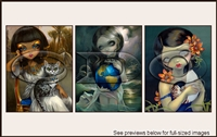 Jasmine Becket-Griffith Package 173