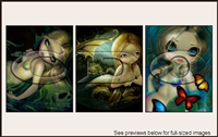 Jasmine Becket-Griffith Package 174