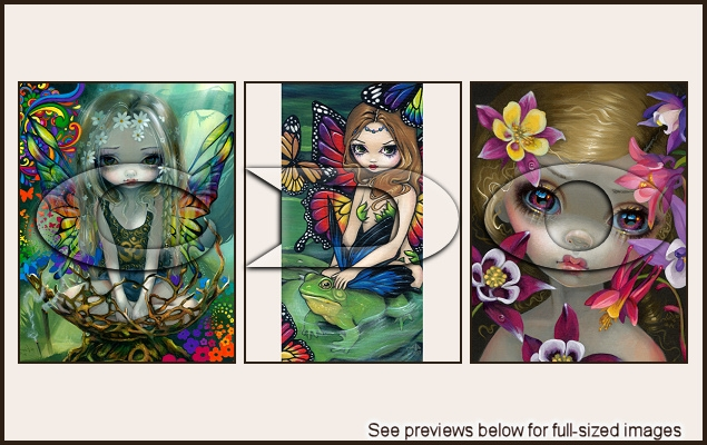 Jasmine Becket-Griffith Package 176