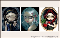 Jasmine Becket-Griffith Package 177