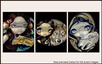 Jasmine Becket-Griffith Package 178