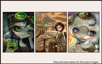 Jasmine Becket-Griffith Package 180