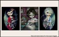 Jasmine Becket-Griffith Package 181