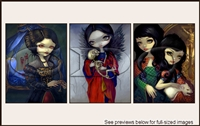 Jasmine Becket-Griffith Package 183