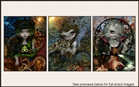 Jasmine Becket-Griffith Package 184