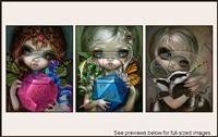 Jasmine Becket-Griffith Package 185