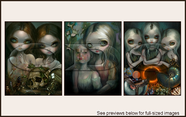 Jasmine Becket-Griffith Package 188