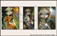 Jasmine Becket-Griffith Package 191