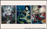 Jasmine Becket-Griffith Package 192