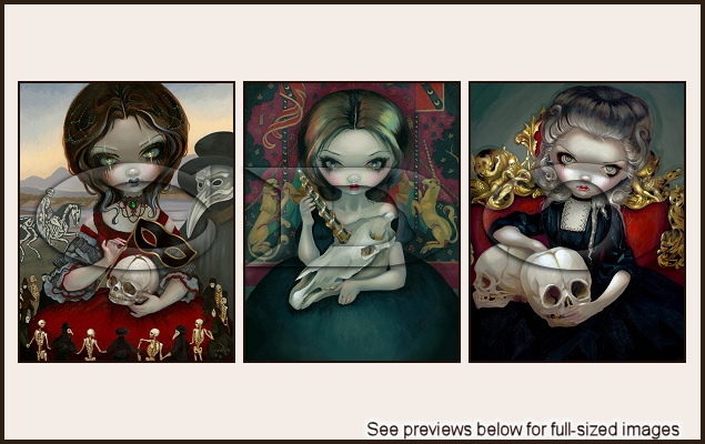 Jasmine Becket-Griffith Package 195