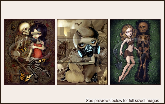 Jasmine Becket-Griffith Package 197