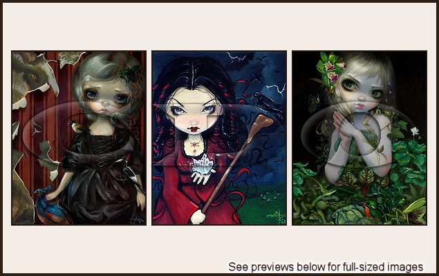 Jasmine Becket-Griffith Package 198