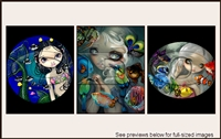 Jasmine Becket-Griffith Package 201