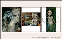 Jasmine Becket-Griffith Package 203