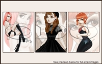 PinUp Toons Package 266