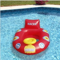Red Baby Racer Bumper Car