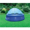Pool Canopy for 8' to 12' Diameter Quick Set Ring Pools