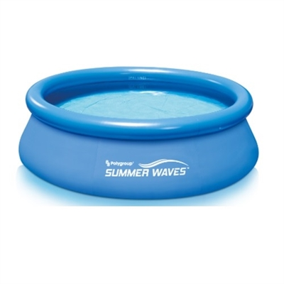 "12' X 36"" Summer Waves Quick Set Ring Pool Liner"