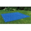 Ground Cloth for 18'' X 10' Oval Pool