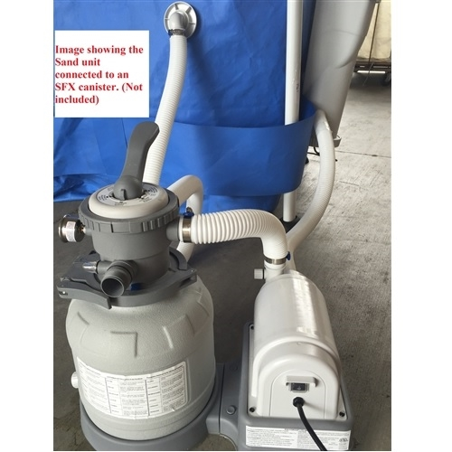 Summer Waves 10 Sand Filtration System Polygroupstore