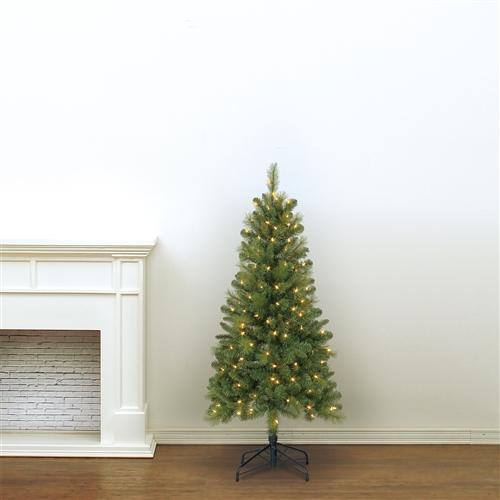 5 foot christmas tree larger photo