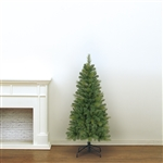 5 Foot Christmas tree, Lansing Christmas Tree For Sale, Unlit Artificial Christmas Tree