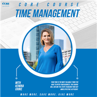 CORE Course - Time Management