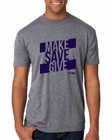 Make Save Give T-Shirt