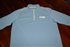 Men's Light Blue Sports Textured Pullover