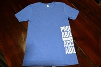 Unisex Profitability Through Accountability T-Shirt