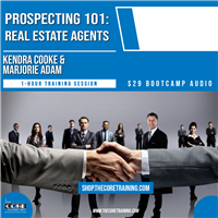 Prospecting 101 for Real Estate Agents- Audio Download