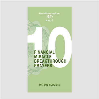 10 Financial Miracle Breakthrough Prayerrs