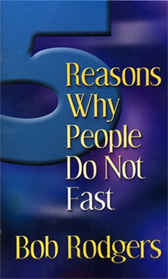 Five Reasons Why people Do Not Fast