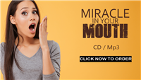 Miracle in your Mouth CD