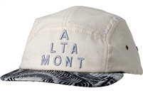 ALTAMONT PEACOCK CAMP HAT