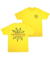 Hard Luck Andy Roy Spider Web Tee