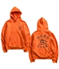 Hard Luck OG Orange Hoodie