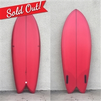RYAN BURCH SURFBOARDS FISH MODEL 4'11 STOCK