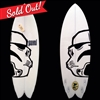 SURFBOARDS BY RICH PAVEL 5'5 GLOSS POLISH