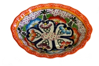 "Large oval bowl 13"" x 10"" x 4"""