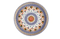 High sided salad/pasta plate - 11 inch Diameter